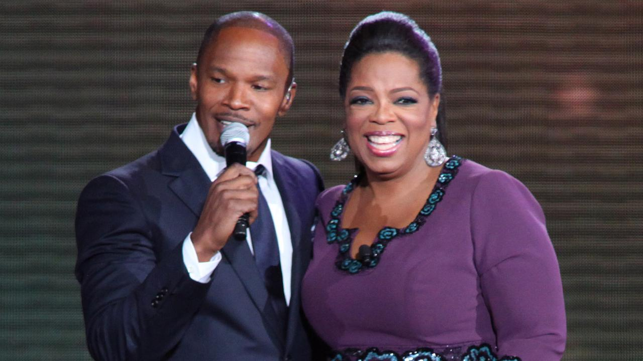 Jamie Foxx Reveals Oprah Winfrey Staged an Intervention During His Hard Partying Days Before His Oscar Win