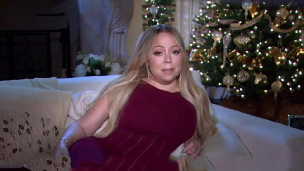 Mariah Carey Is 'Horrified' to Hear of Vegas Shooting After Her Interview Is Interrupted to Break the News