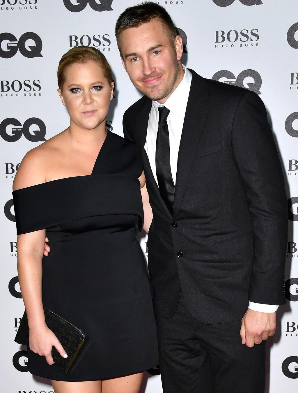 Did Amy Schumer and Ben Hanisch Break Up?