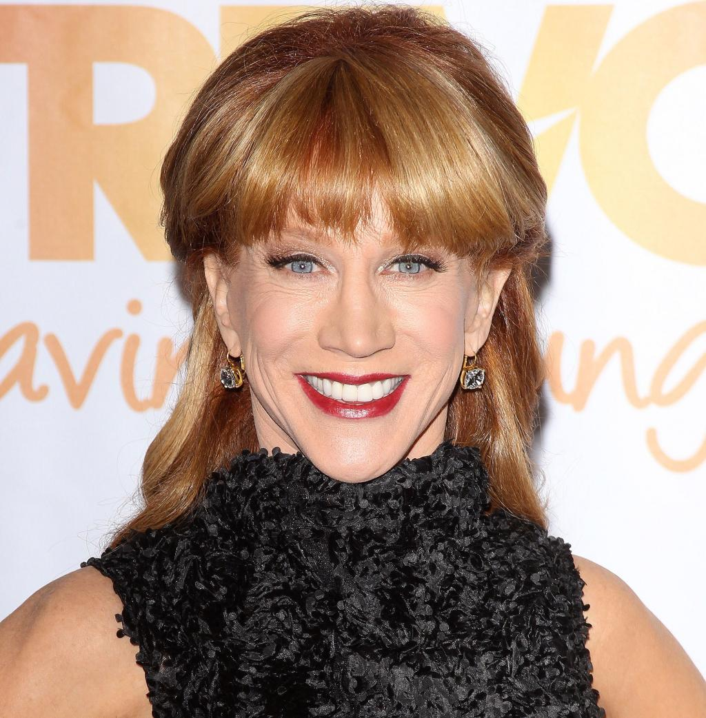 Kathy Griffin Fired from CNN New Year       's Eve Gig Following Presidential Decapitation Photo Scandal