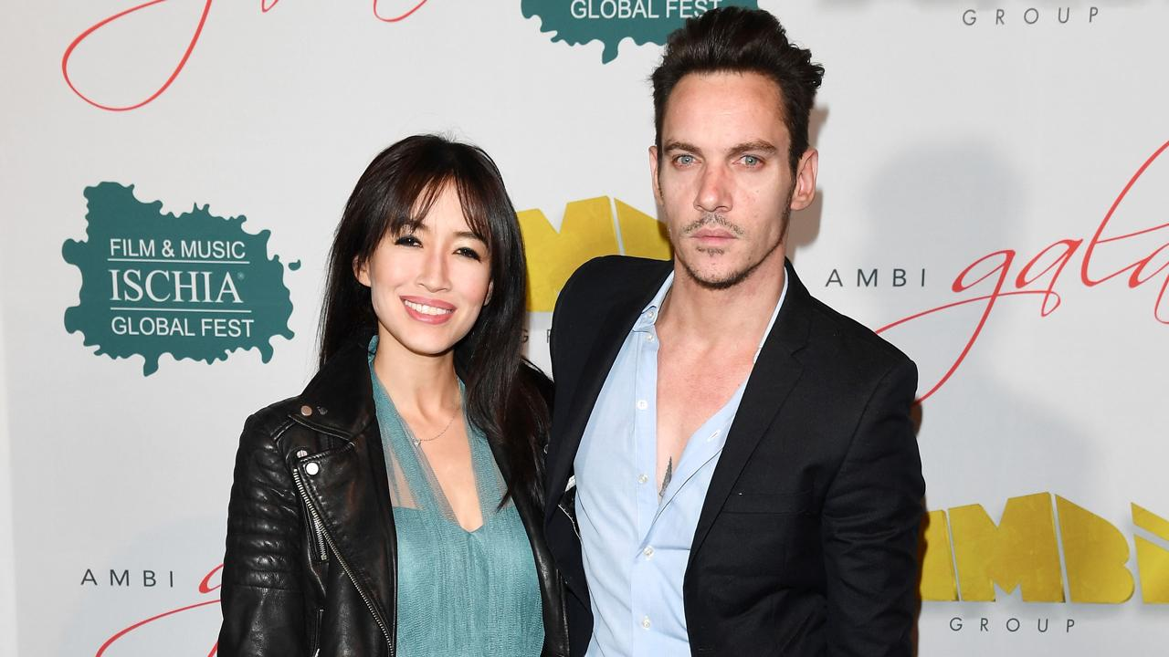 Jonathan Rhys Meyers' Wife Mara Says Actor 'Helped Deliver' Son in Intimate Post About At-Home Birth
