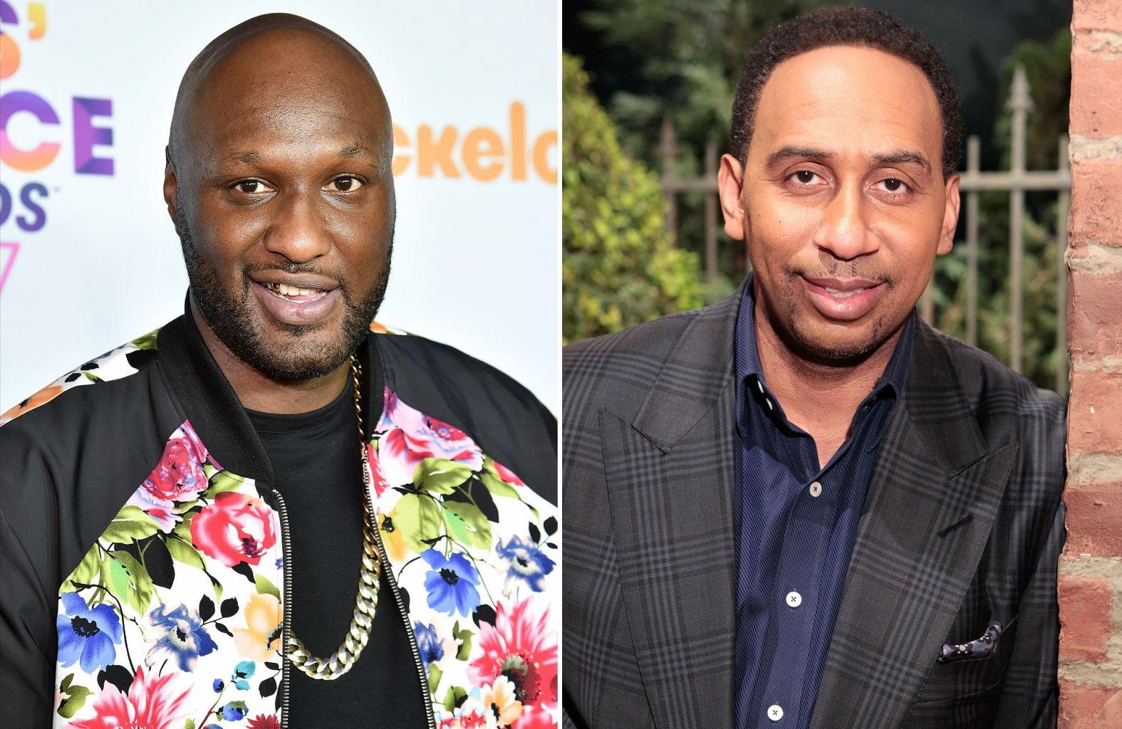 Lamar Odom Fires Back at Jokes About Him Doing Crack: 'Think of the Others Battling Addiction'
