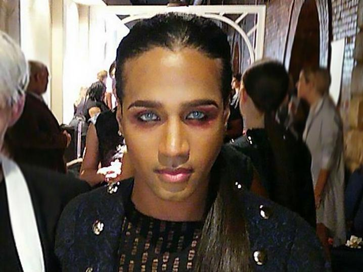 'Antm' Bello Sanchez Says Roommate Threatened to Accuse Him of 'Rape'