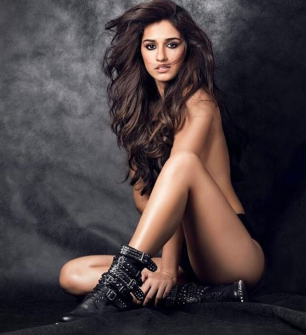 When Alia Bhatt, Disha Patani, Esha Gupta broke the internet with their topless pics
