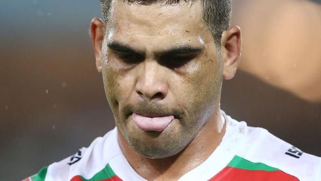 Greg Inglis admits himself to mental health clinic with depression