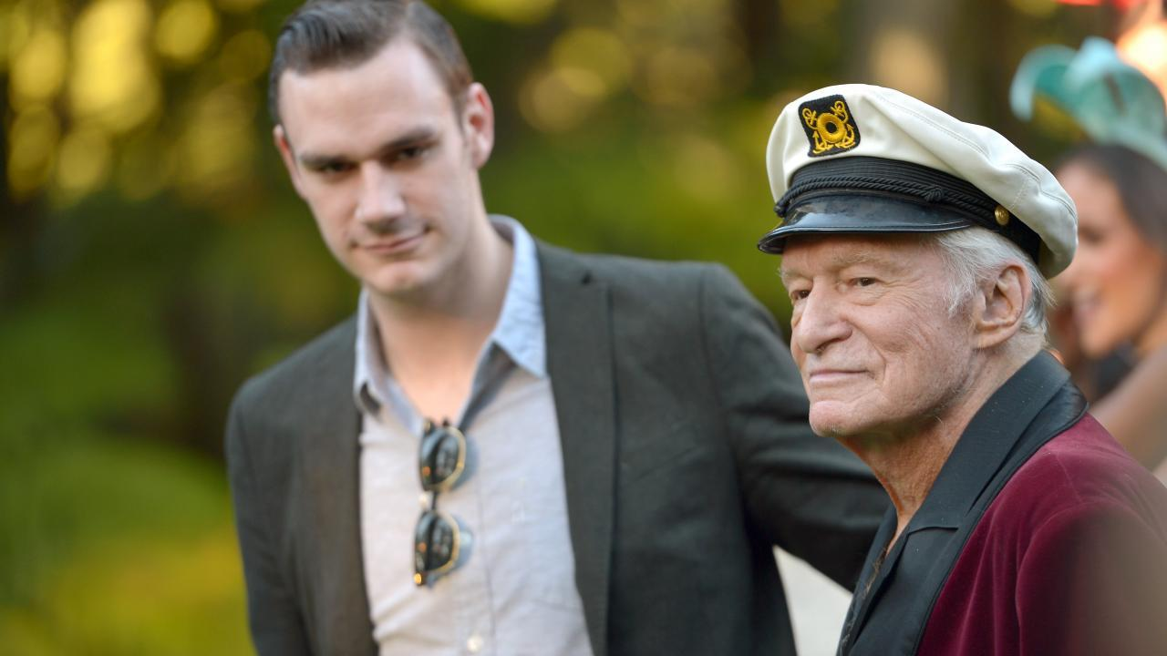 Hugh Hefner to Be Buried Next to Marilyn Monroe, Son Cooper Remembers His 'Exceptional and Impactful Life'