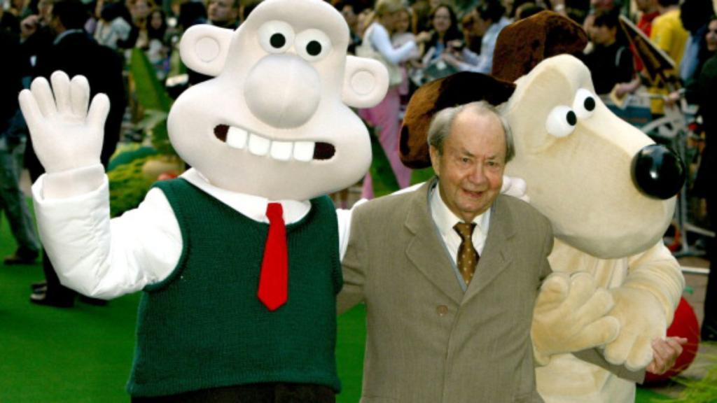 R.I.P. Peter Sallis of Wallace & Gromit