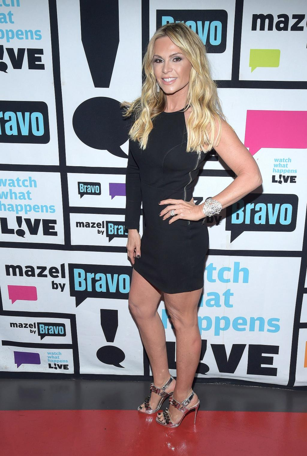 Tamra Judge Says Her Relationship with Estranged Daughter Is    Still Very Difficult '  But They   re    Making  Progress