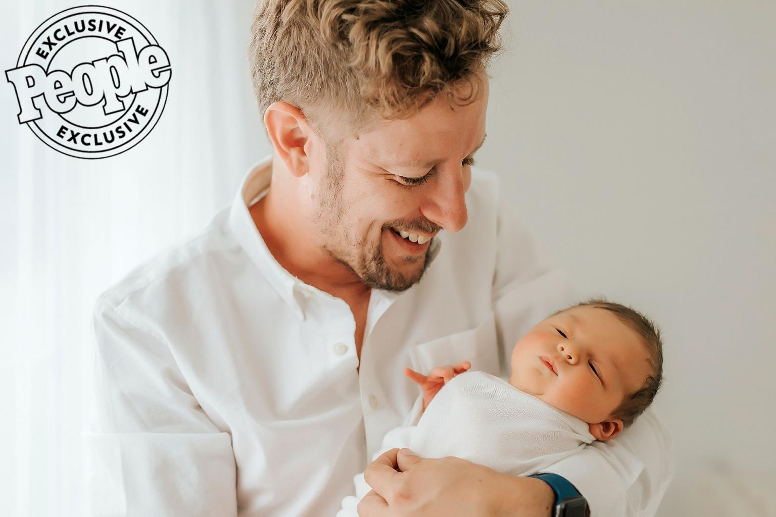 Survivor's Jonny Fairplay Welcomes Daughter Madilyn Jane