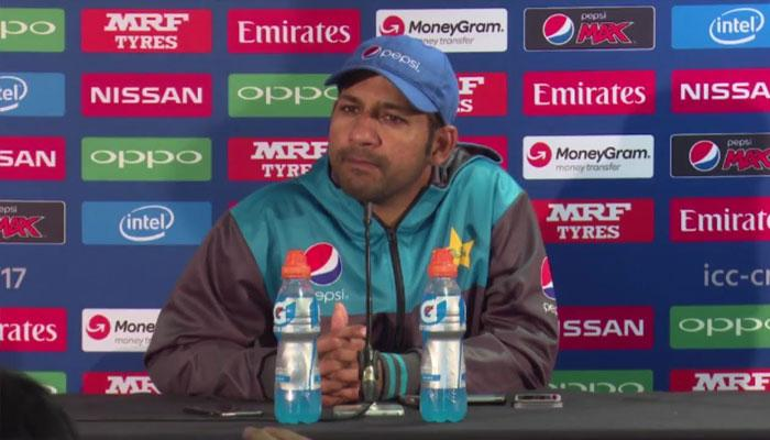 WATCH: Sare English wale hain? Sarfraz Ahmed asks in press conference if only English-speaking reporters are present