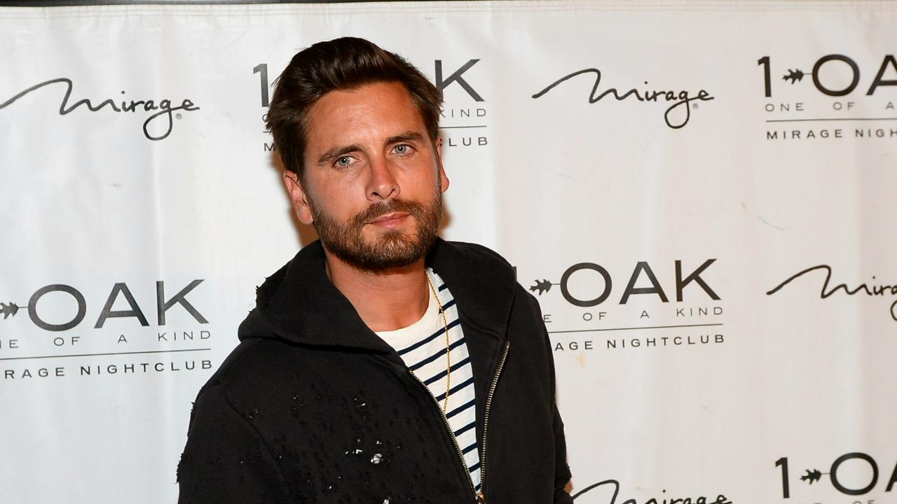 Scott Disick Celebrates 34th Birthday at Vegas Clubs, Parties With Brody Jenner