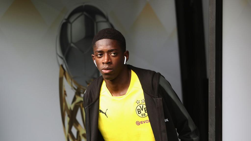 Dortmund confirm Dembele to Barcelona 'is on the way...but not finalized yet'