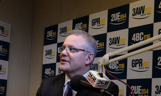 Scott Morrison attacks super funds not investing in coal for 'political reasons
