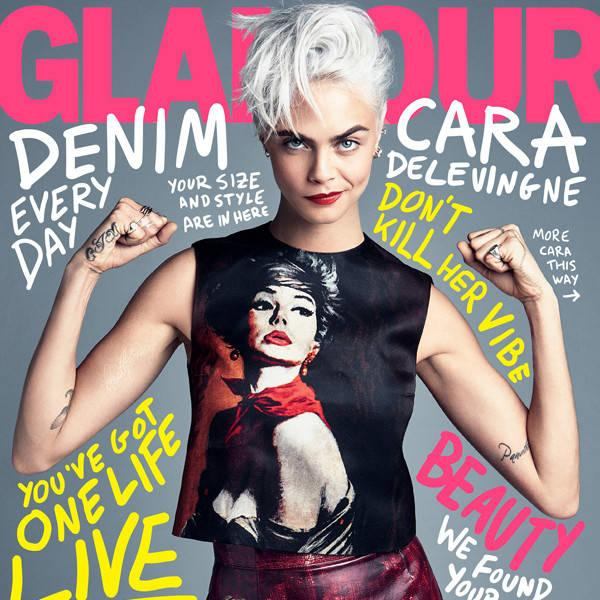 Cara Delevingne Reveals Why She Became Sober for Life in a Year Role