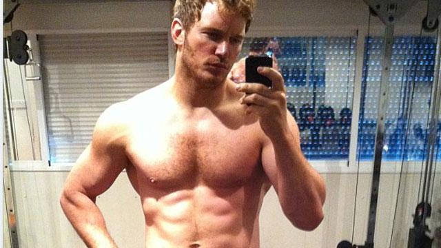 Exclusive: Chris Pratt Shares Secrets Behind His Sexy Shirtless Scenes in 'Guardians of the Galaxy Vol. 2'
