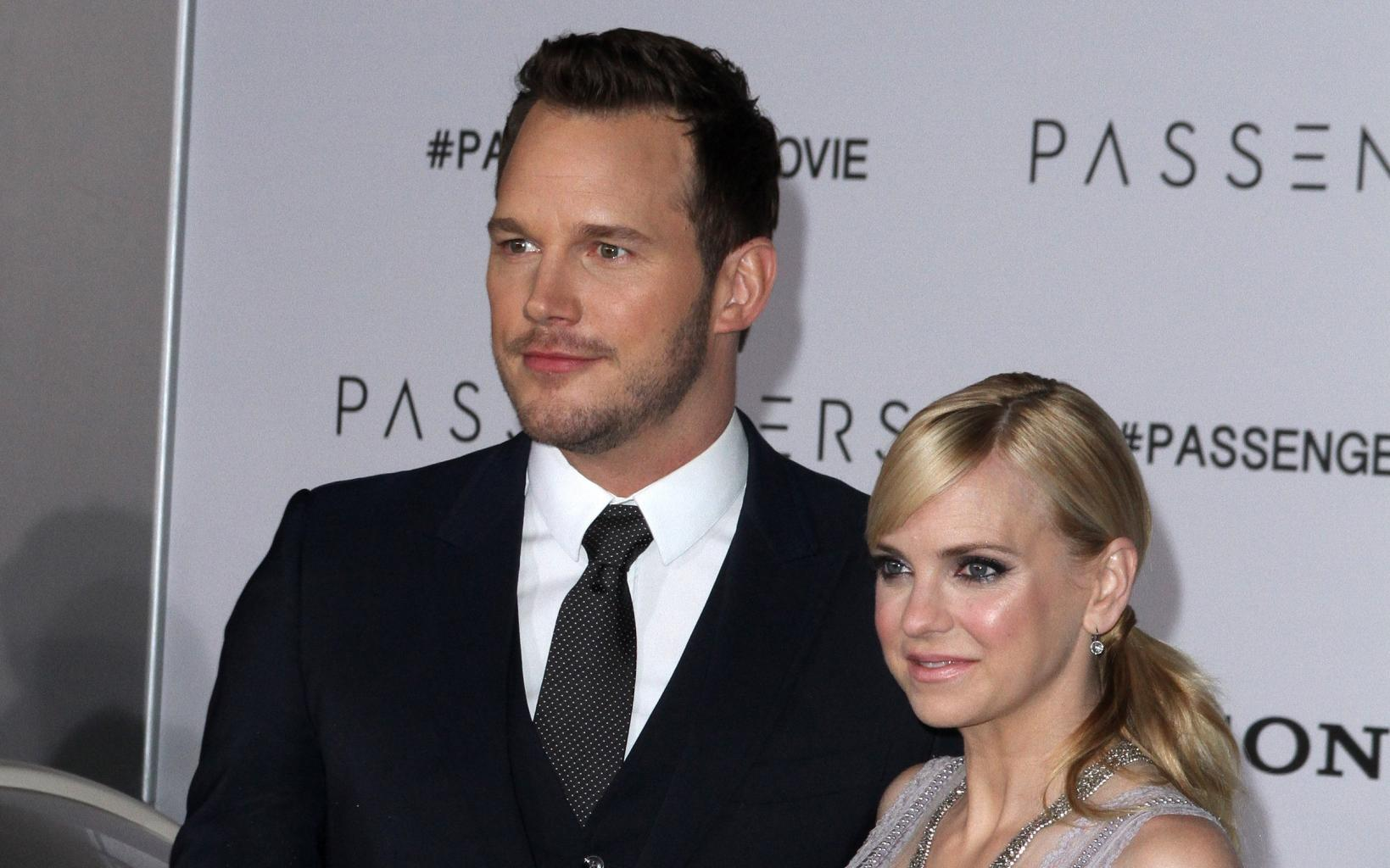 Anna Faris Marvels At Chris Pratt At        Gotg 2      '  Premiere:        I        ve Always Known He       's A Brilliant Actor