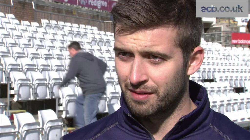 Mark Wood enjoying making the difference for England in Champions Trophy