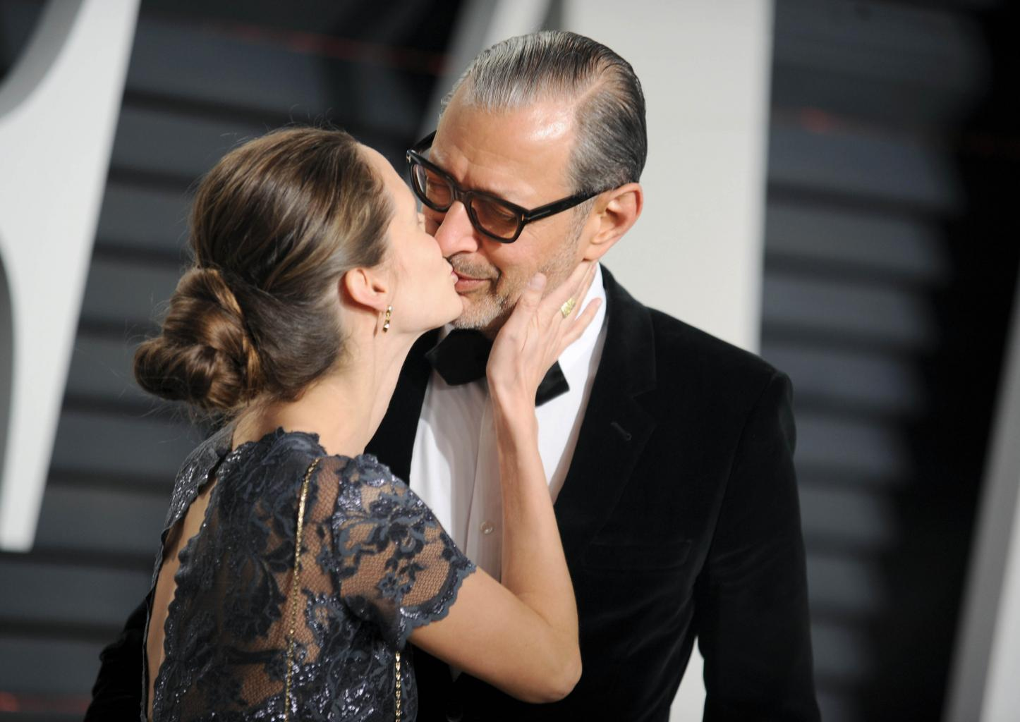 It  's A Boy For Jeff Goldblum And Emilie Livingston