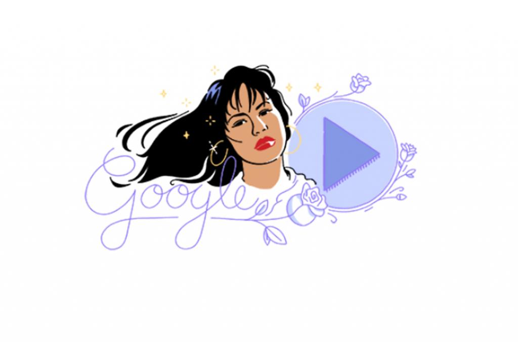 The Story Behind Today's Selena Quintanilla Google Doodle: Exclusive