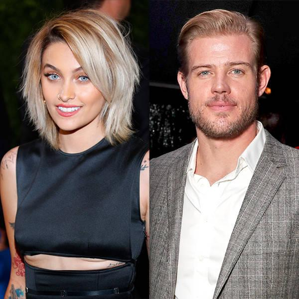 Paris Jackson and 90210 Star Trevor Donovan Are ''Just Friends'' Despite Showing Pda