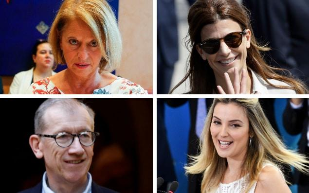The singer, the model and the investment banker: Meet the First Ladies (and husbands) of the G20