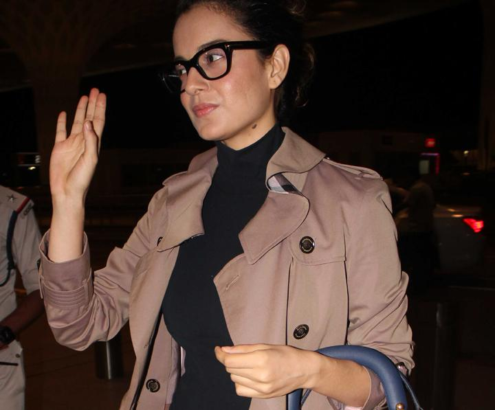 Check Out Kangana Ranaut's Latest Designer Arm Candy