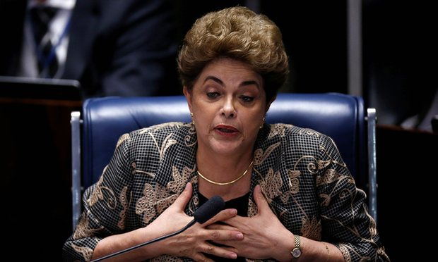 Dilma Rousseff impeached by Brazilian senate