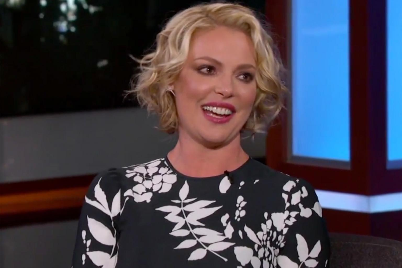 Katherine Heigl Struggled Naming Her Son:        You Don       't Want to Fail This Child with the Wrong Name