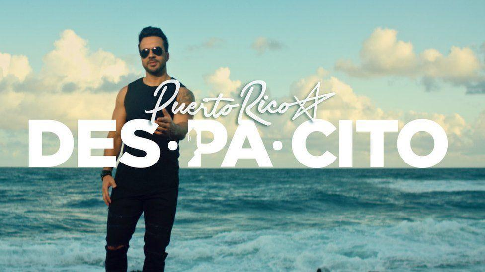 Despacito singer Luis Fonsi named as Puerto Rico's new tourism ambassador