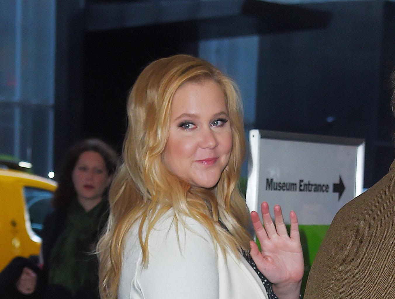 Amy Schumer Uses Comedy To Open Up About Ben Hanisch Breakup