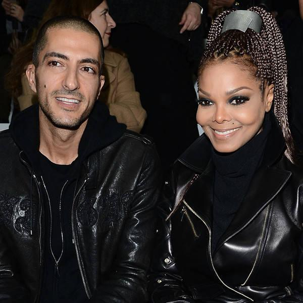 Wissam Al Mana Pens Emotional Message to Janet Jackson After Split News