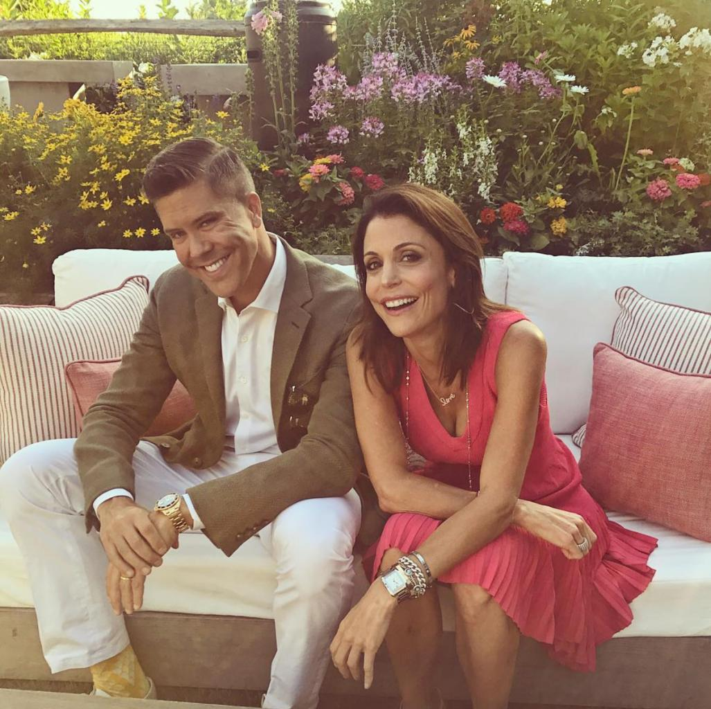 Bethenny Frankel and Fredrik Eklund Are Bff Goals During a Very Dance-y Trip to the Hamptons