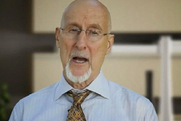 James Cromwell Arrested During SeaWorld Protest