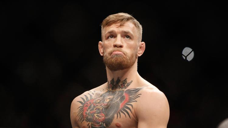C.J. Watson's Jersey On Conor McGregor Wasn't That Random After All