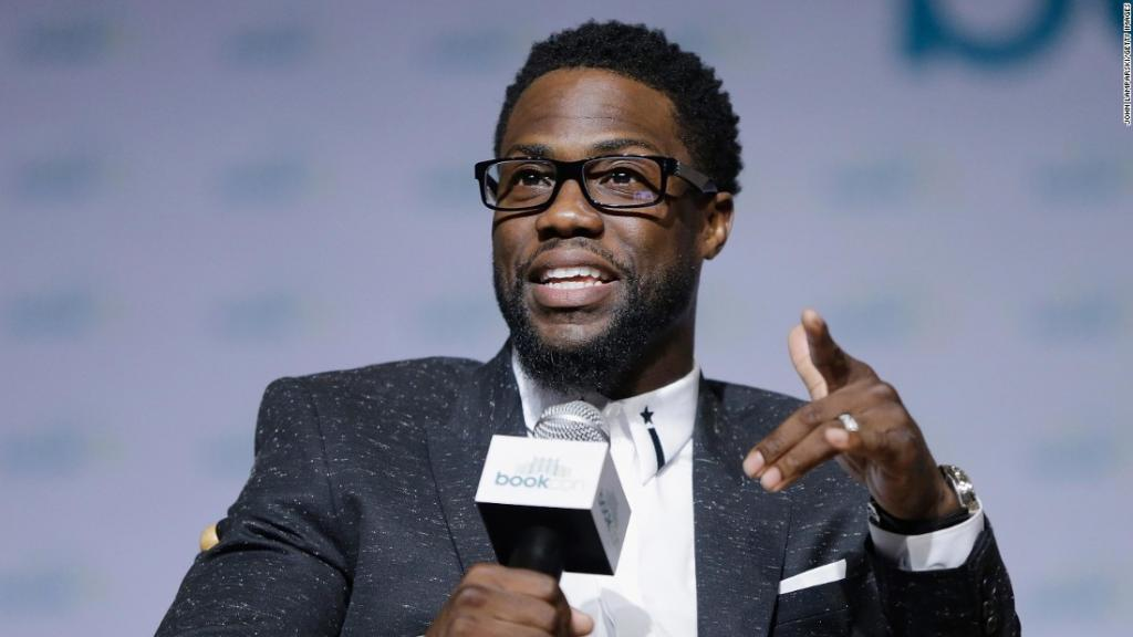 Kevin Hart opens up in new memoir