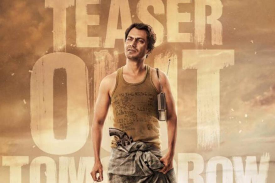 Babumoshai Bandookbaaz Poster: Nawazuddin Siddiqui Is The Desi Action Hero
