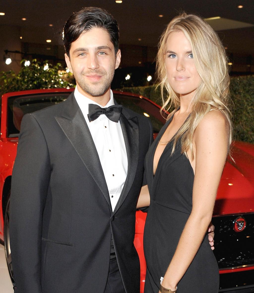 Drake & Josh Star Josh Peck Marries Paige O'Brien   '  and John Stamos Was There to Take It All In