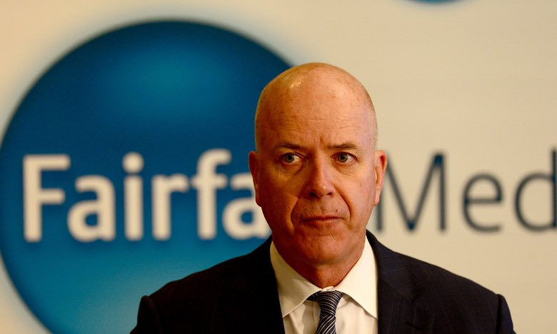 Fairfax chief Greg Hywood fronts Senate journalism inquiry       '  as it happend