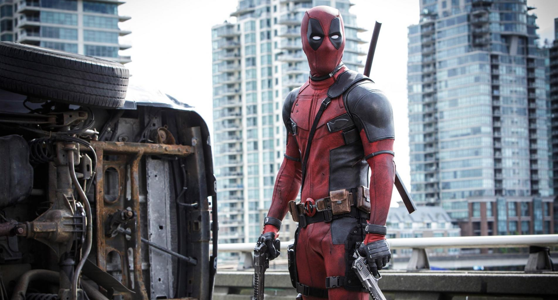 'Deadpool 2' Filming Takes Over Vancouver's Gastown Neighbourhood