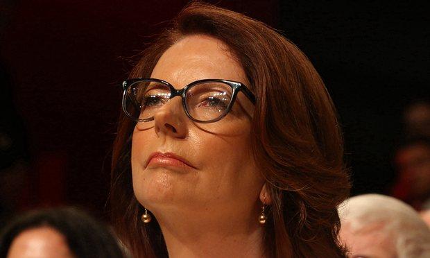 Julia Gillard attacks ABC's decision to finance sitcom At Home with Julia