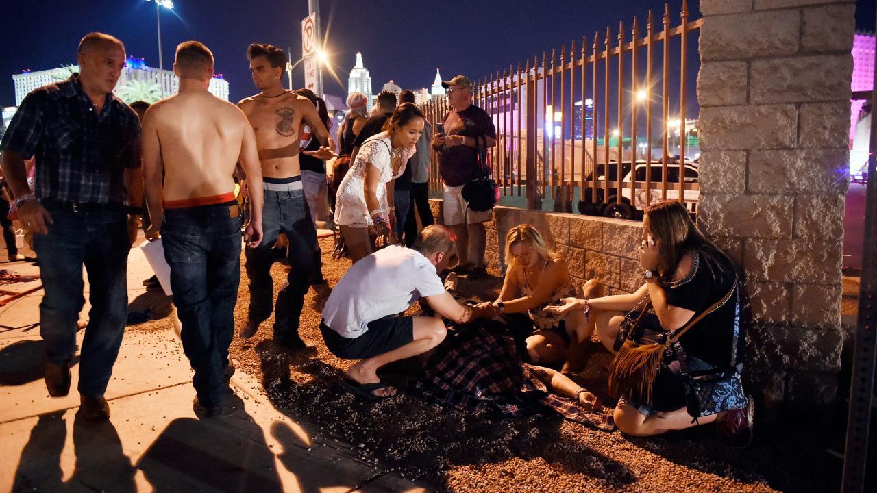 Las Vegas Shooting Victims Identified