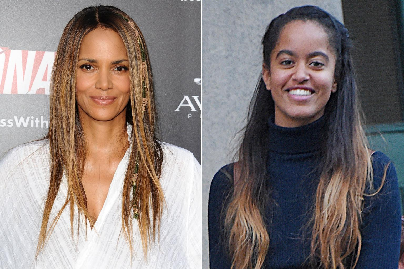 Watch: Halle Berry Reveals What Malia Obama Was Really Like as a ProductionAssistant