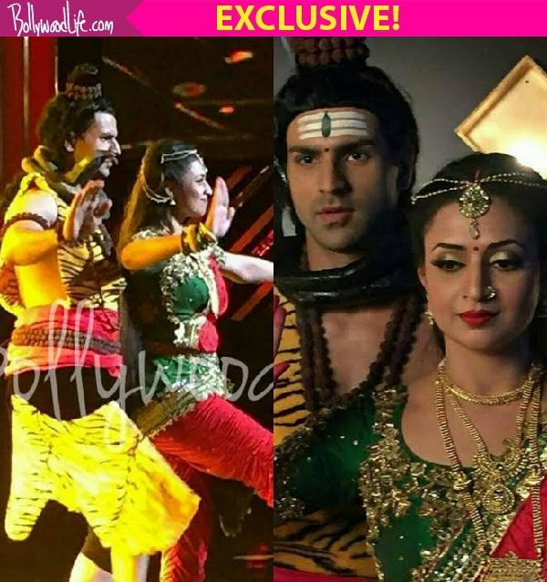 Divyanka Tripathi and Vivek Dahiya to perform as Shiv and Parvati on the upcoming Nach Baliye 8 episode with Salman Khan as guest - view pics