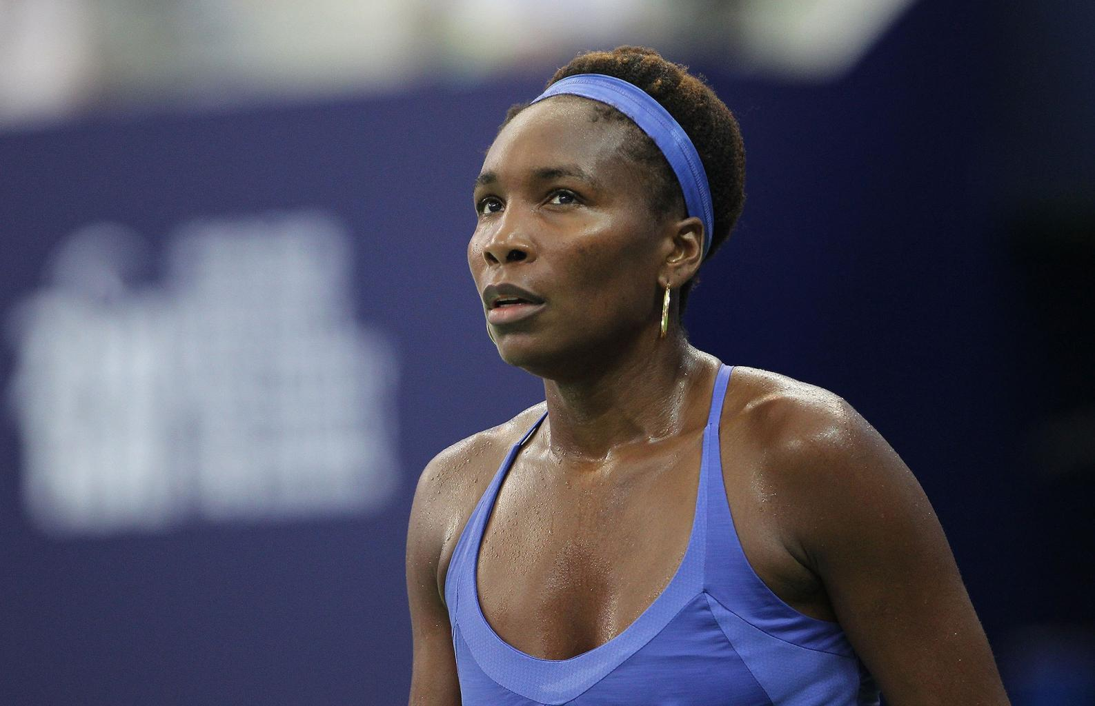 Police Say Venus Williams Is at Fault in Deadly Florida Crash:  Reports