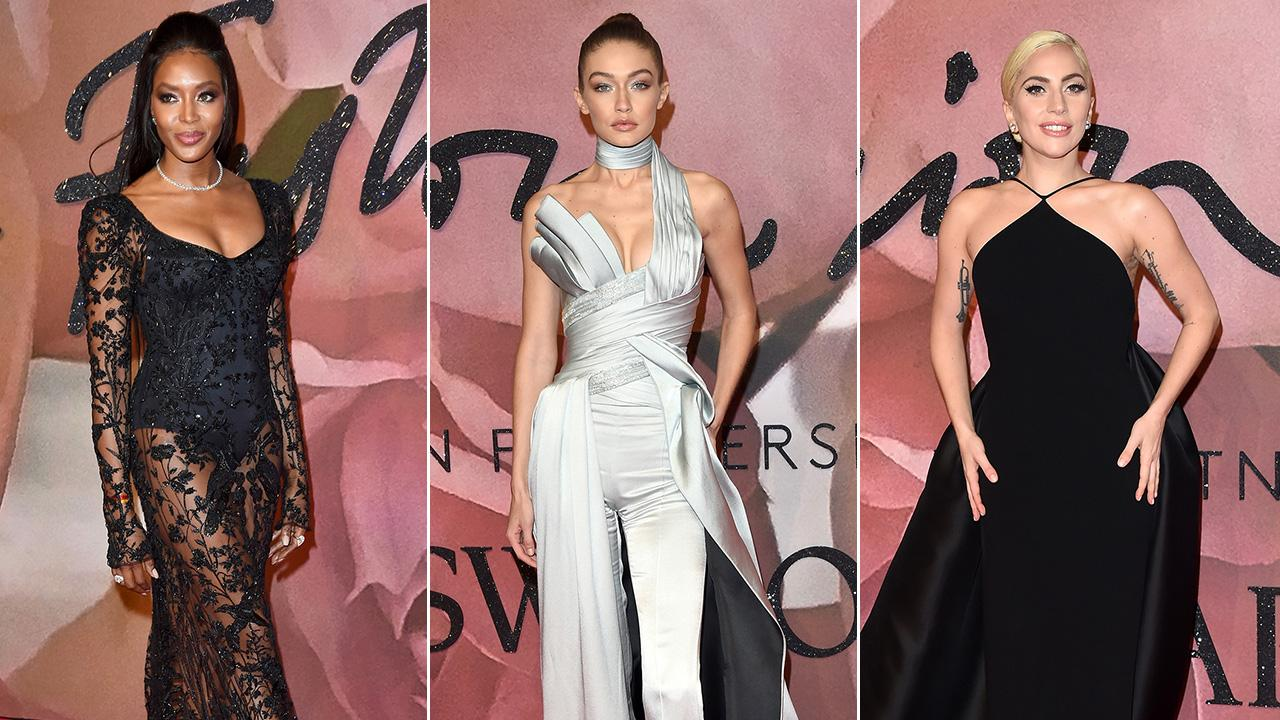 5 Best Dressed Stars at the British Fashion Awards From Gigi Hadid to Lady Gaga