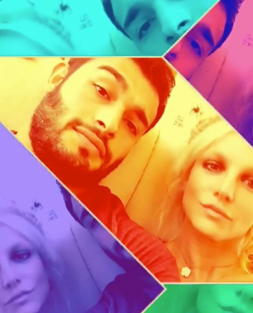 Britney Spears Goofs Off with Boyfriend Sam Asghari on Instagram:        I       'm Horrible at    This!