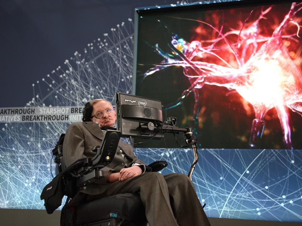 Jeremy Hunt: Stephen Hawking has got his science wrong about the NHS