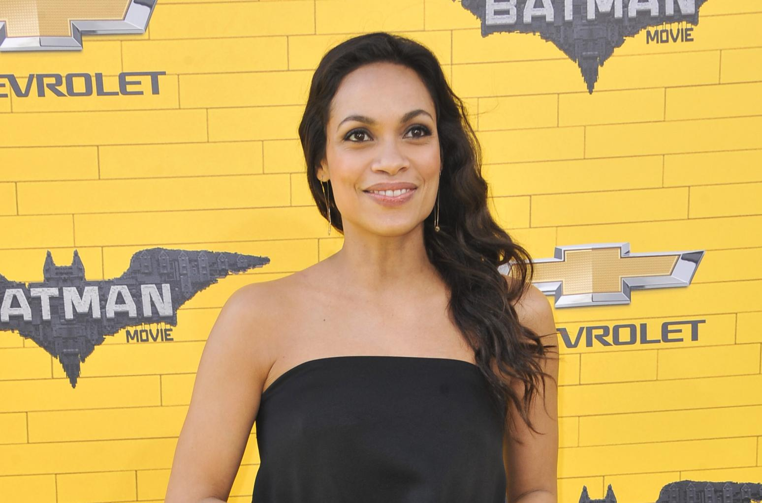 Rosario Dawson Breaks Her Silence On Cousin       's Death:        You Don       't Know When Your Time Is