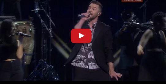 Justin Timberlake - 2016 Eurovision Song