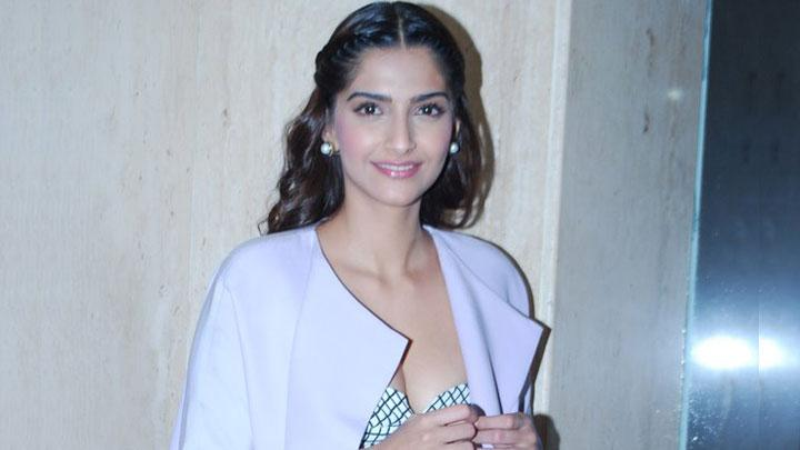 Sonam Kapoor's sweetheart to design sneakers for her label - Bollywood Hungama